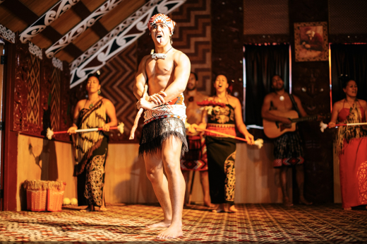 Těšit se můžete na známý tanec haka