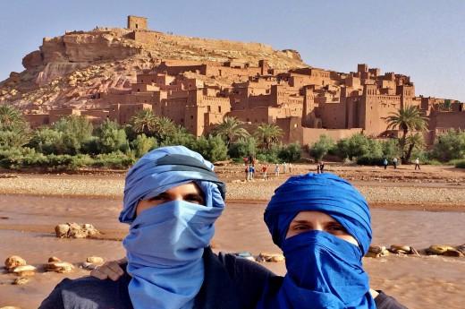 Koupíte si modré turbany Tuaregů?