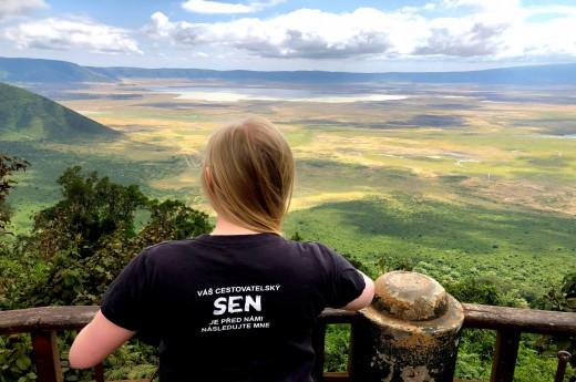 Těšit se můžete na skvělé výhledy na africkou Savanu