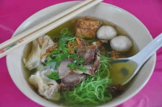 Thajská polévka je základ dne