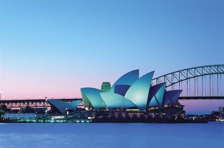 Opera v Sydney, Austrálie