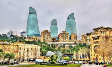 Azerbajdzan, Baku