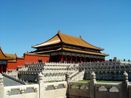 Čína, Peking, Zakázané město