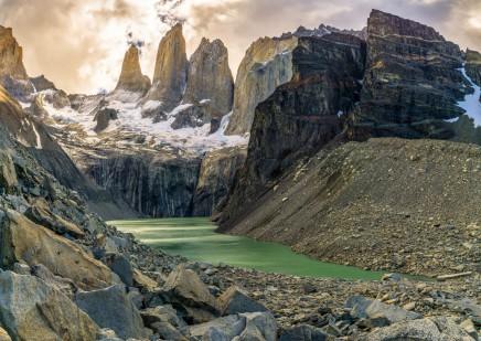 Jižní Amerika - Patagonie