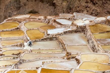 Cuzco, Peru, salinas de maras
