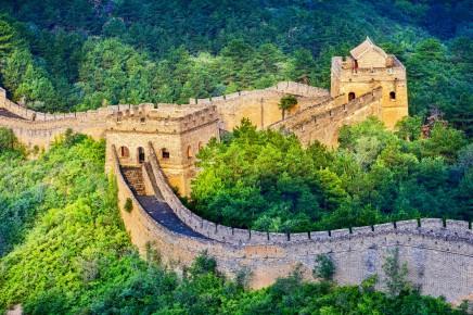 Čína, Velká čínská zeď