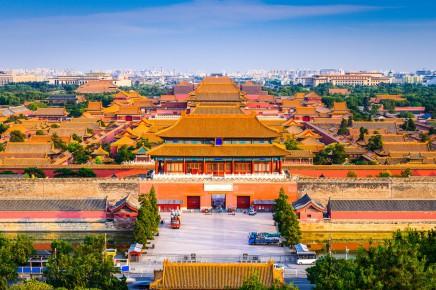 Peking v Číně, Zakázané měst