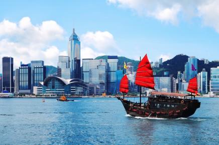 Hongkong, Čína