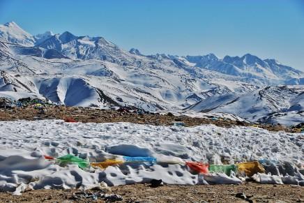 Základní tábor Mt. Everest, Nepál