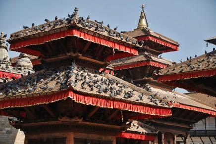 Káthmándú v Nepálu