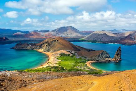 Ekvádor, Jižní Amerika, Galapágy