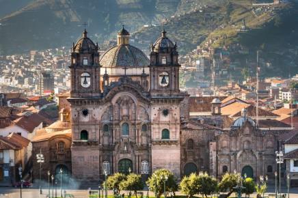 Jižní Amerika, Peru