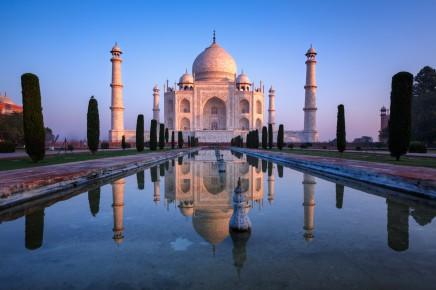 pomník v Agra, Taj Mahal