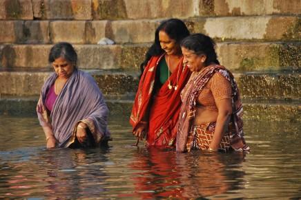 řeka Ganga, Indie, Varanasi