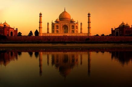 Taj Mahal Unesco, Indie