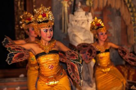 Indonésie, ostrov Bali