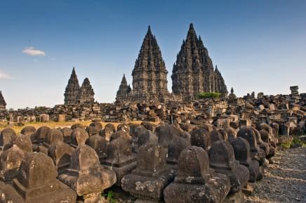 Prambanan v Indonésii