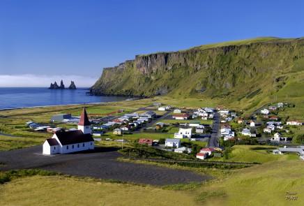 Reykjavík - severní Evropa