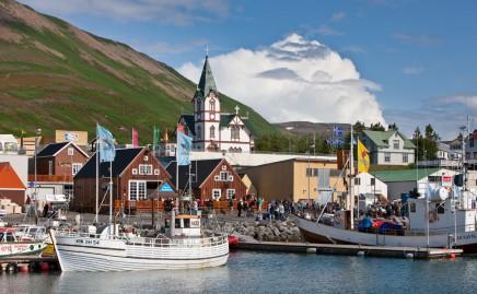 Severní Evropa, Island, Reykjavik