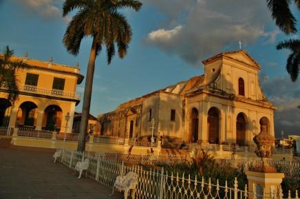 karibský Trinidad, Kuba