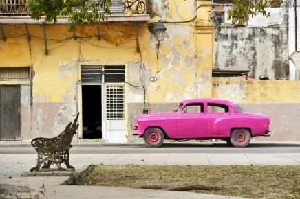 Havana na Kubě