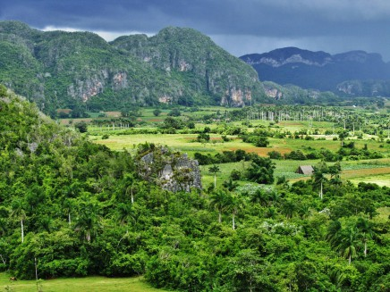 Kuba údolí Viňales