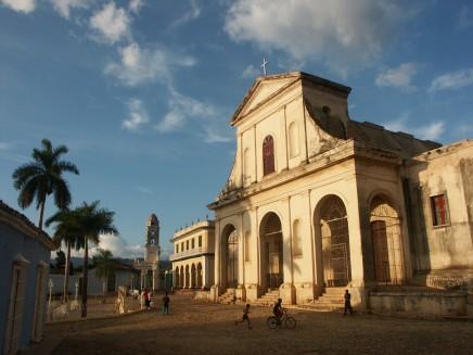 koloniální Trinidad, Kuba