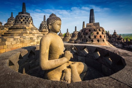 Indonésie, Borobodur