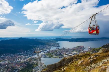 Norsko - Lillehammer