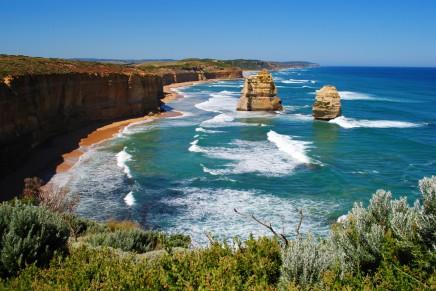 Melborune, Austrálie