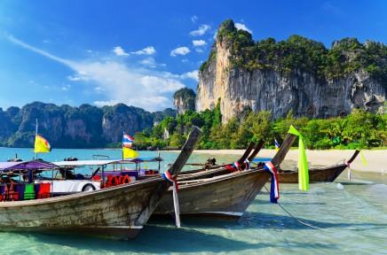 Krabi, Thajsko