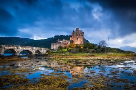 Skotsko, Dunrobin castle