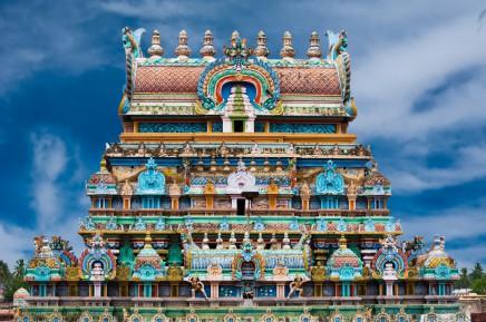 Madurai - jinží Indie