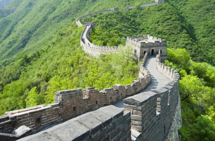 Čína - velká čínská zeď