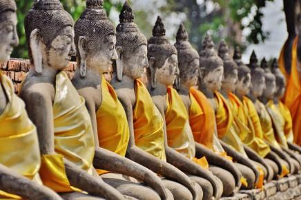 Thajsko - Ayutthaya