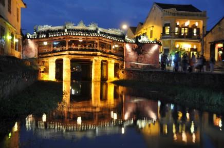 Hoi An ve Vietnamu