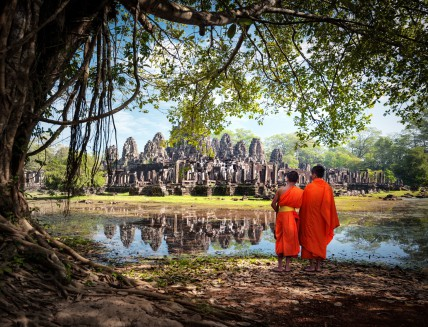 Kambodža, jihovýchodní Asie