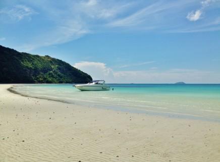 Dny klidu a pohody na thajských plážích
