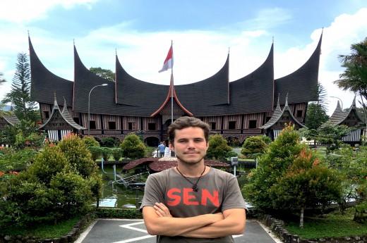 Poznáte středisko minangkabuské kultury