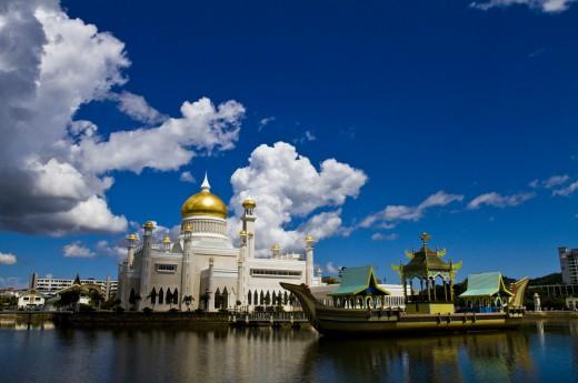 sultanát Brunej