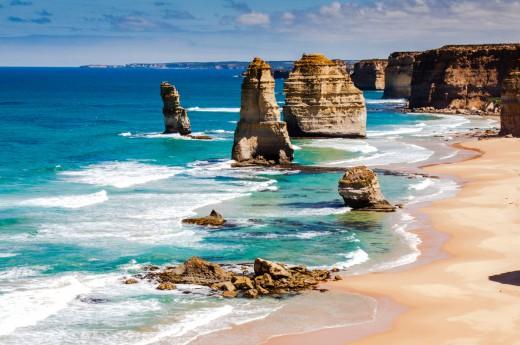 Austrálie, Melbourne, Great ocean road