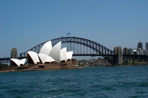 Austrálie, Sydney, Opera House