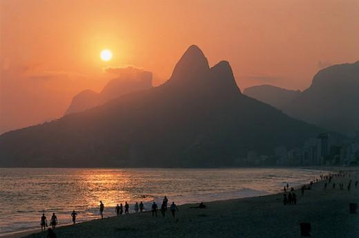 Odpočinek na slavných brazilských plážích