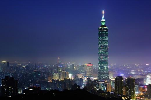 Taiwan, Čína