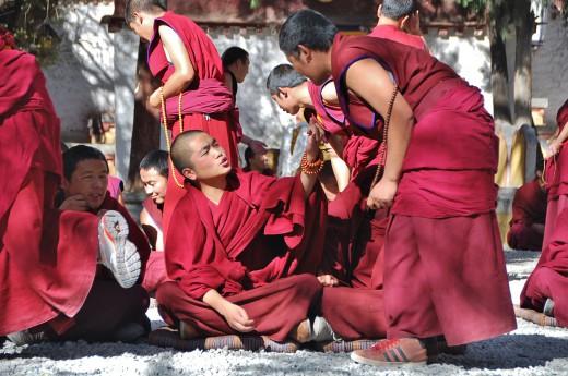 Zúčastníte se vyčování v kláštěře