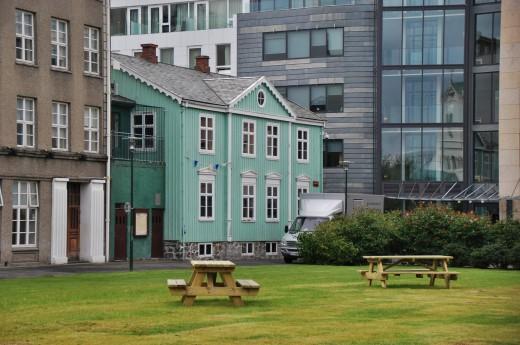 Reykjavík na Islandu