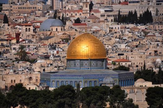 Jeruzalém - Izrael
