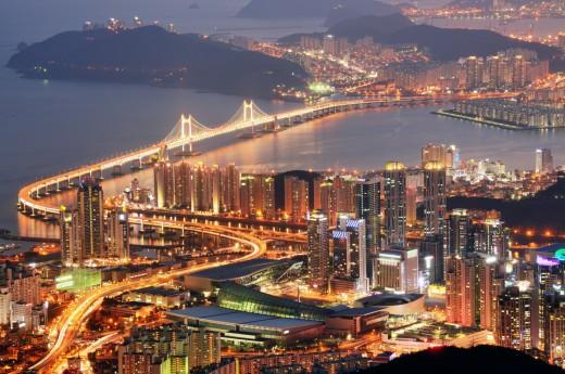 Jižní Korea - Soul
