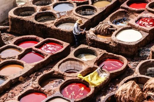 Fes - Maroko