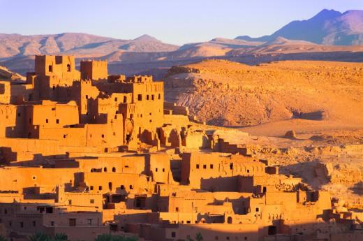 Afrika - Maroko